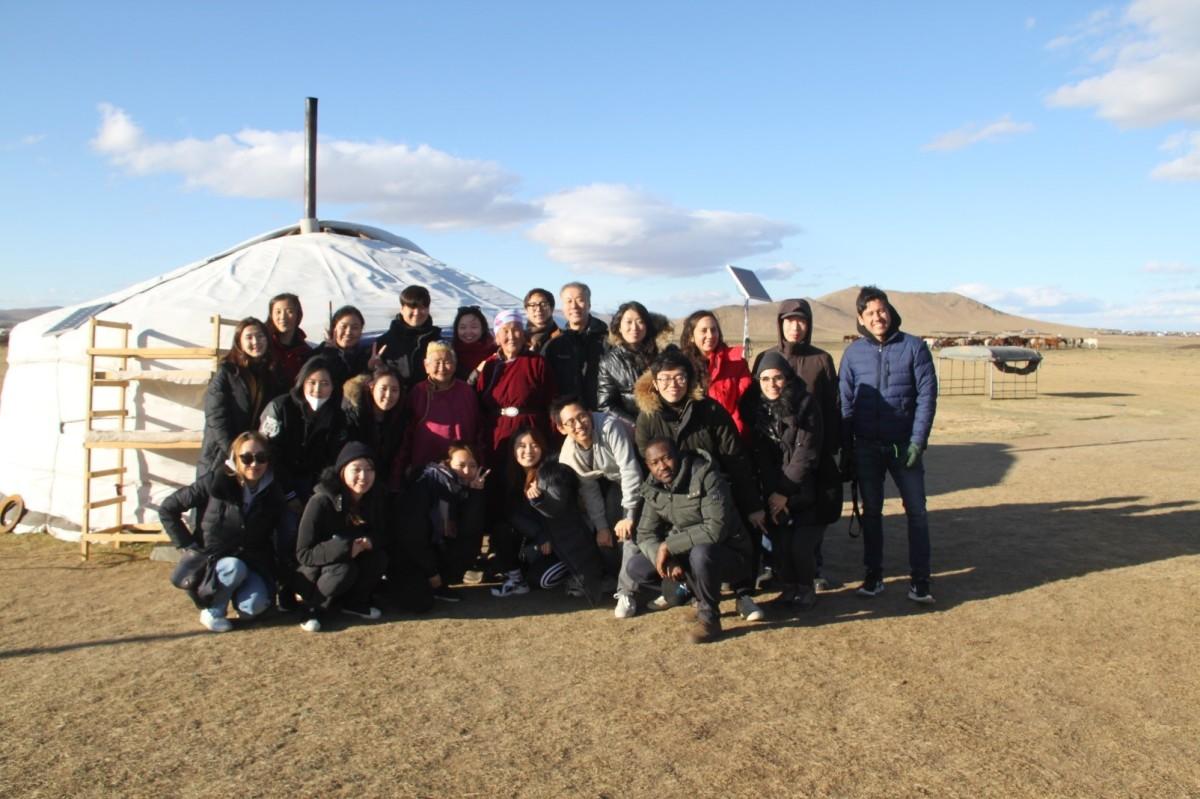 몽골의 대기오염: 왜 게르(Ger) 지역이 중요한가?